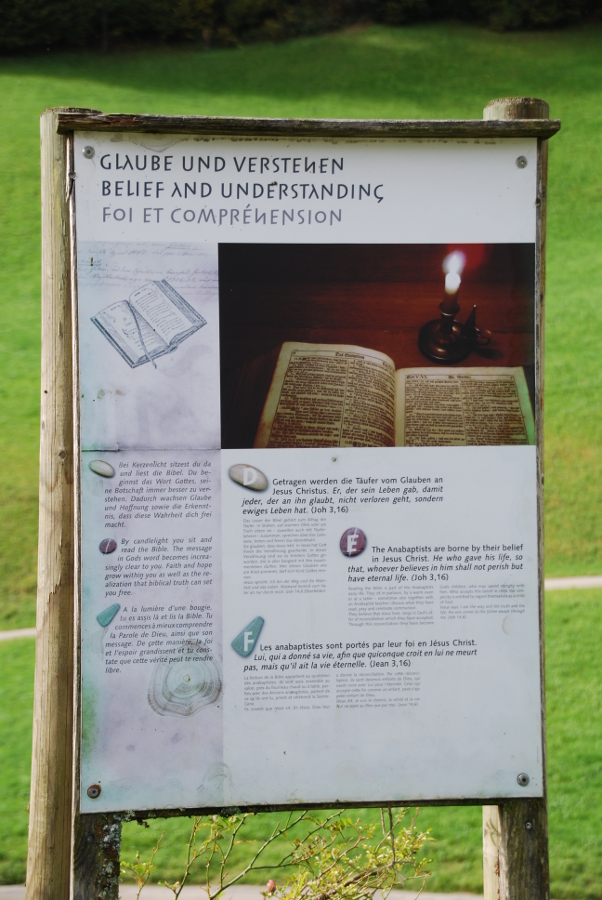Anabaptist History in Trub
